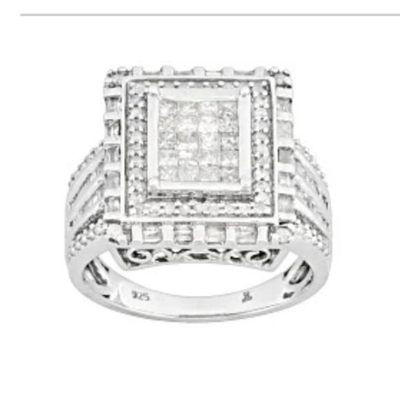 Jtv Diamond Rings >> Gently Worn One Carat Diamond Ring